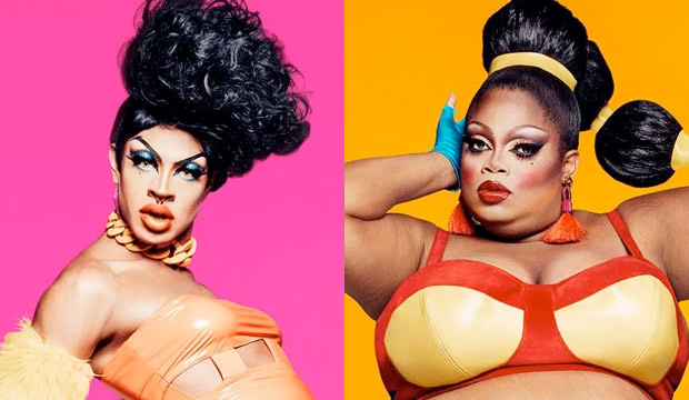 Are you Team Yvie or Team Silky? 'RuPaul's Drag Race' feud heats up Season 11 [POLL]