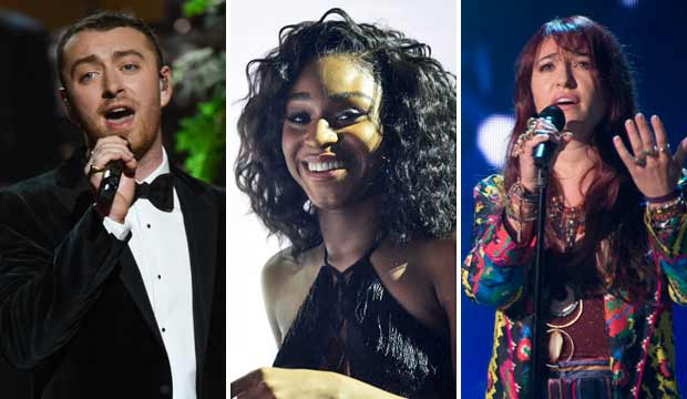Sam Smith, Normani, Lauren Daigle