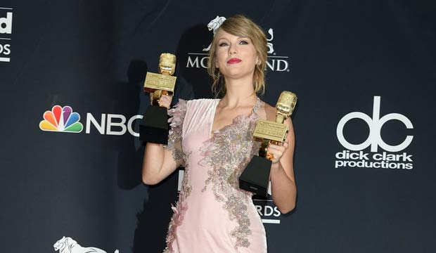 Taylor Swift at Billboard Music Awards 2018