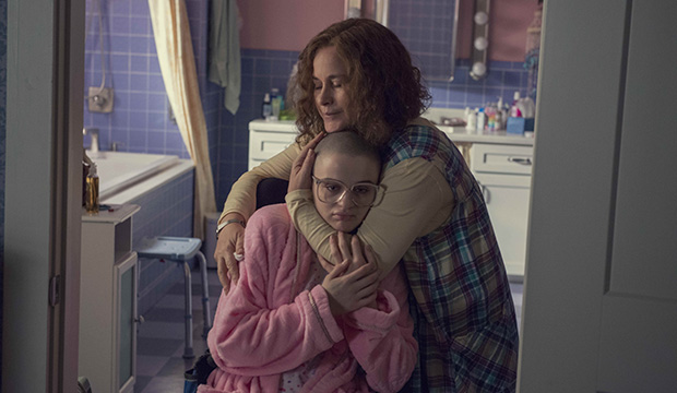 Joey King and Patricia Arquette, The Act