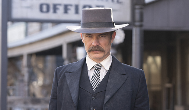 Ian McShane and Timothy Olyphant may get their Emmy IOU for 'Deadwood' — but not in acting