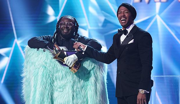 Image result for the masked singer winner