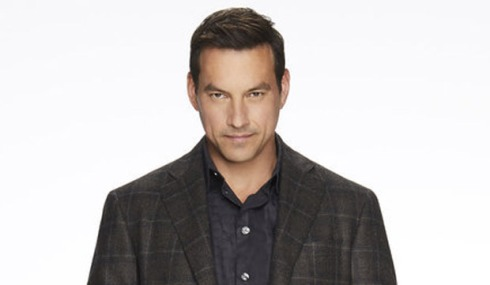 Tyler Christopher on Days of Our Lives