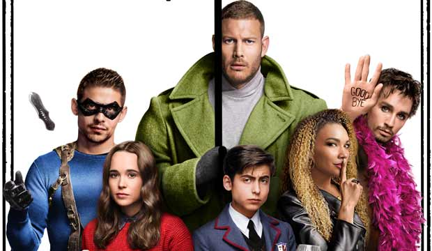 The Umbrella Academy' Renewed for Season 2: Which Actors Will Return? -  GoldDerby