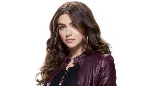 Victoria Konefal on Days of Our Lives