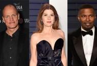 Woody Harrelson; Marisa Tomei; Jamie Foxx