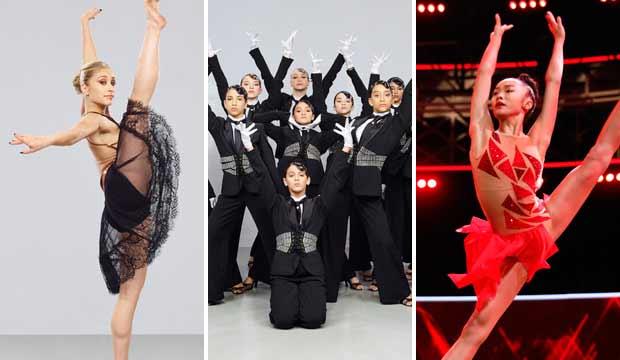 Briar Nolet, Dancetown Divas and Kayla Mak on World of Dance