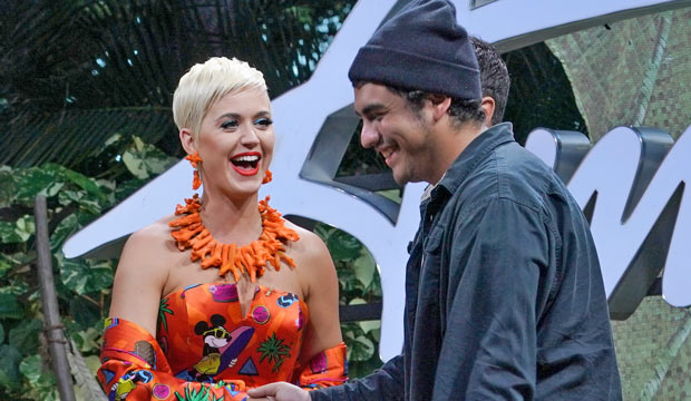 Alejandro Aranda announces post-'American Idol' tour schedule and Katy Perry is already begging to 'be a roadie'
