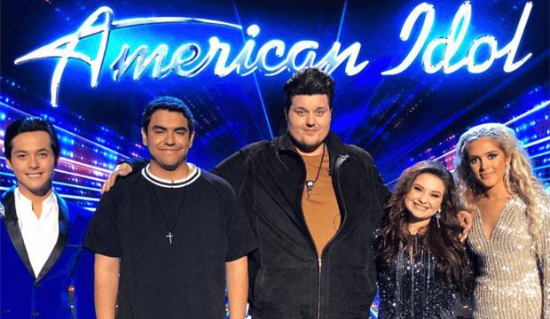 American Idol' Top 5 rankings: Alejandro Aranda, Laine Hardy lead