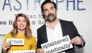 Sharon Horgan Rob Delaney