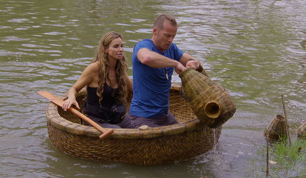 Christie Woods and Colin Guinn, The Amazing Race 31
