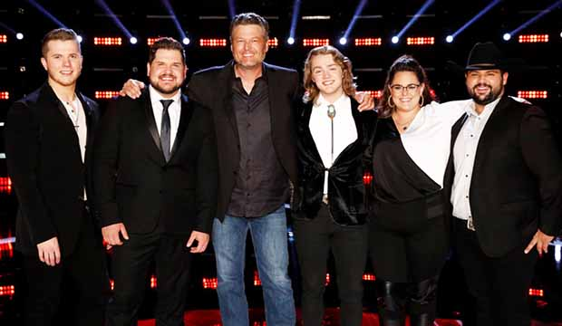 The Voice' Top 8 Power Rankings Best to Worst for Season 16 - GoldDerby