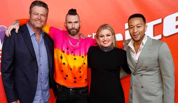 The Voice' Top 13 Results Show Recap Updating Live Blog on Tuesday