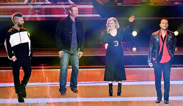 94317e485c5aa The Voice  Top 8 Results Show Eliminations  Updating Live Blog ...