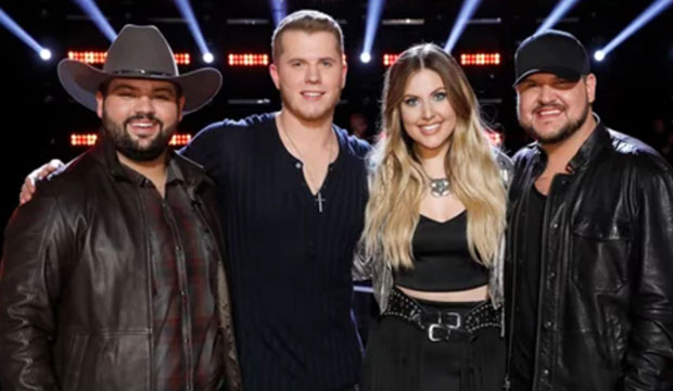ed598f4cc6053 The Voice  Top 4 Performance Show Updating Live Blog for Monday ...
