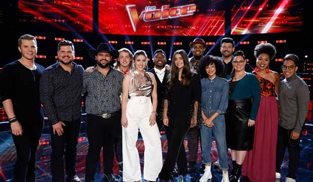 The Voice' Top 13 power rankings: We rank all 13 remaining artists
