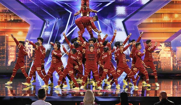 America S Got Talent Dance Crew V Unbeatable Has Already Gone