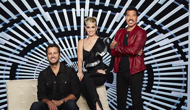 American Idol judges: ABC hopeful Perry, Richie, Bryan will