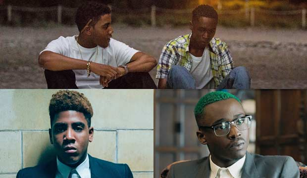 'Moonlight' reunion at the Emmys? Ashton Sanders and Jharrel Jerome may both be nominated for Best Actor
