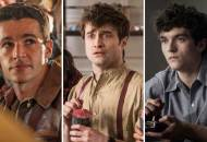 Christopher Abbott, Daniel Radcliffe and Fionn Whitehead