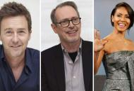 Edward Norton, Steve Buscemi and Jada Pinkett Smith