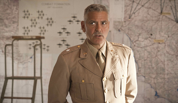 By George! Clooney could finally win his first Emmy with 'Catch-22'