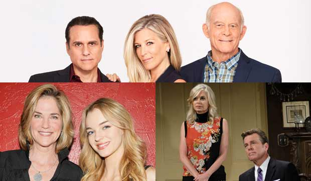 General Hospital, Days of Our Lives The Young and the Restless
