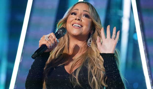 Mariah Carey at Billboard Music Awards 2019