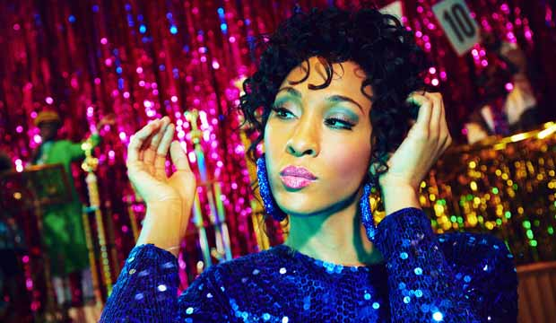 MJ Rodriguez in Pose