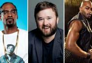 Snoop Dogg, Haley Joel Osment and Brandon Victor Dixon