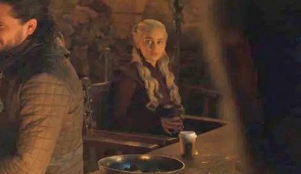 Starbucks Game Of Thrones