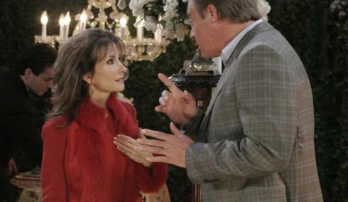 Susan Lucci on All My Children