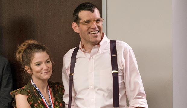 Will Timothy Simons ('Veep') get his 1st Emmy nomination for final season as power-hungry Jonah Ryan?