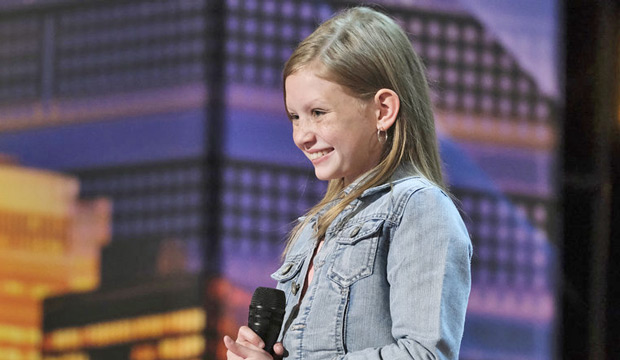 Ansley Burns was robbed! 'America's Got Talent' fans outraged that 12-year-old singer didn't advance to live shows [POLL RESULTS]
