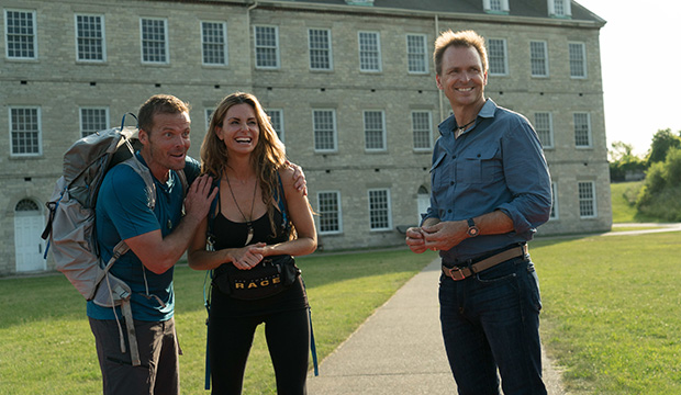 Colin Guinn and Christie Woods: Amazing Race winners exit