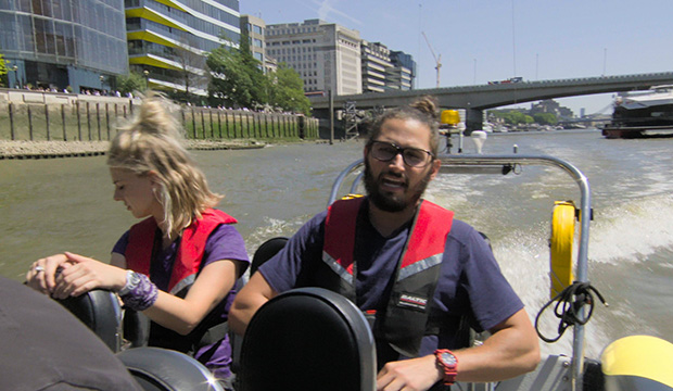 bfd0fe4ab9 Nicole Franzel and Victor Arroyo: Amazing Race exit interview - GoldDerby