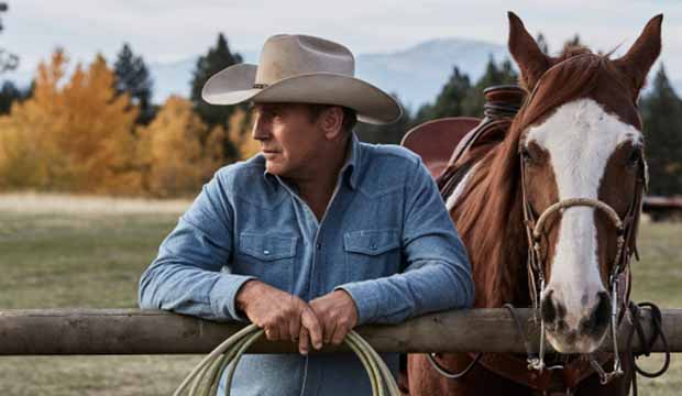 Emmy spotlight: Kevin Costner modernizes the image of the Wild West on the Paramount Network's 'Yellowstone'