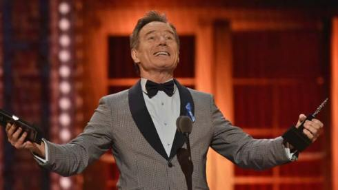 Bryan Cranston at Tony Awards 2019