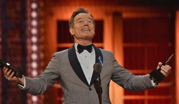 Bryan Cranston at Tony Awards 2019