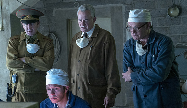 Perfect 10? HBO seeks to tie this Emmy record with a 'Chernobyl' victory