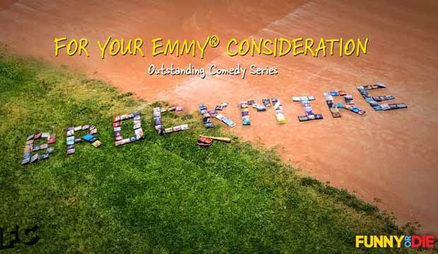 Funny or Die's Emmy Campaign is Made of Other Emmy Campaigns