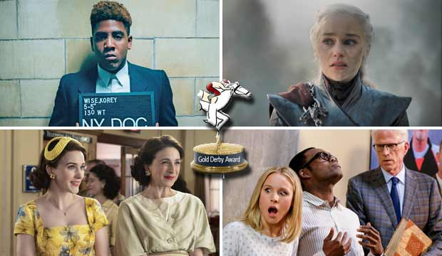Gold Derby TV Awards 2019 contenders