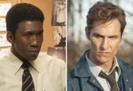 Mahershala Ali and Matthew McConaughey in True Detective