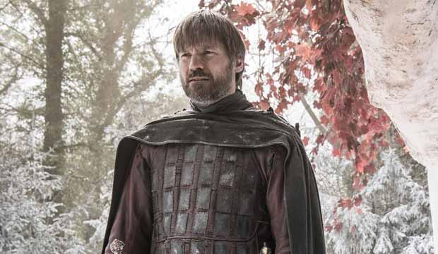 Nikolaj Coster Waldau in Game of Thrones