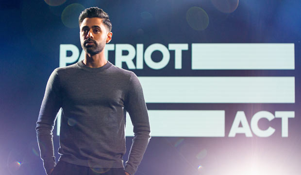 'Patriot Act with Hasan Minhaj': Will a 5th Jon Stewart protege break into Emmy race for Best Variety Talk Series?
