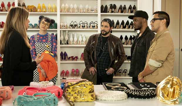 Project Runway' Recap: 'One Elle of a Day' Was One Hell of