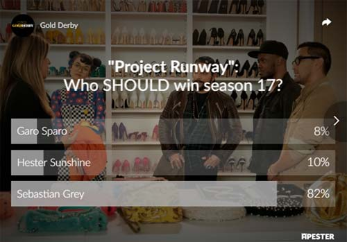 Who Should Win 'Project Runway'? Fans Say It Should Be … - GoldDerby