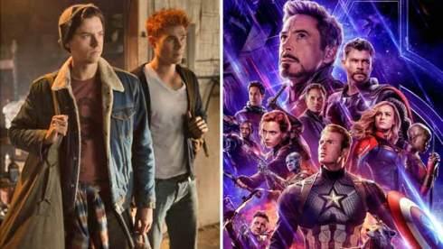 Riverdale and Avengers Endgame