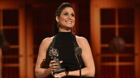 Stephanie J Block at Tony Awards 2019
