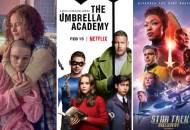 The Act, Umbrella Academy and Star Trek Discovery